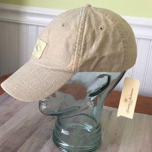 Tommy Bahama one size linen/cotton cap